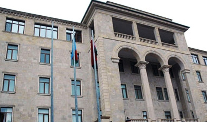 Azerbaijani Defense Ministry dismisses another Armenian disinformation