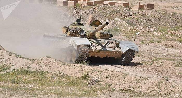 La coalición estadounidense mata a tres civiles sirios en Deir Ezzor