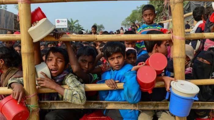 Les Rohingyas de retour d'ici 2 ans