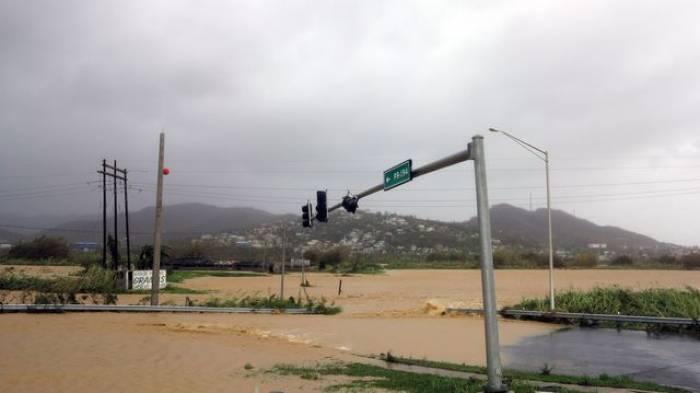 Caraïbes: l'ouragan Maria fait 9 morts et menace la République dominicaine