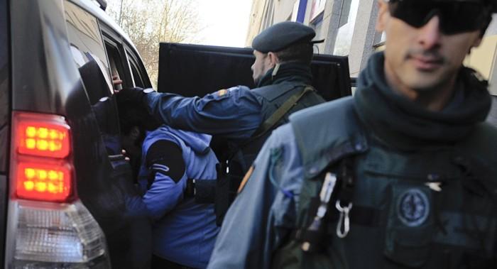 Detenidos dos kosovares en Alemania acusados de preparar un atentado