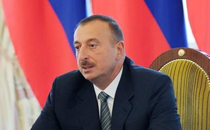 İlham Əliyev Marqvelaşvilinin andiçməsinə dəvət edildi
