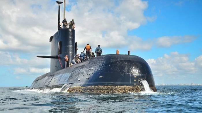 Sechs Länder helfen bei U-Boot-Suche