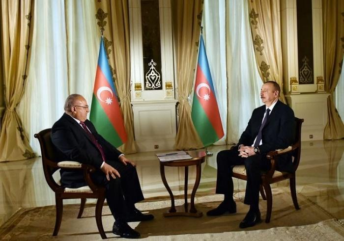 """Azerbaijan will never agree to independence of Nagorno-Karabakh"" - President Aliyev"