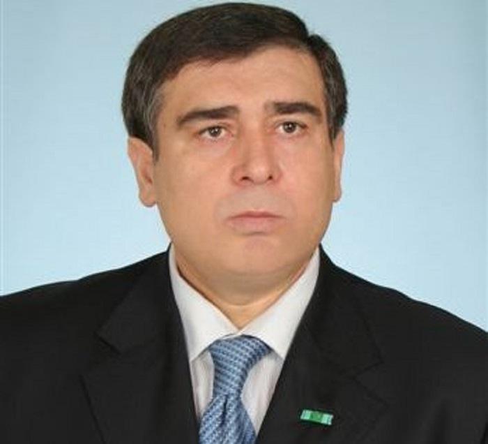 Diaspor rəhbəri Qazaxda avtovağzal tikdirib