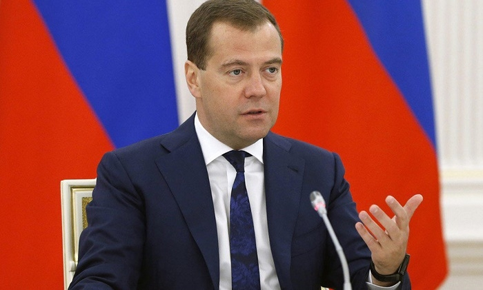 Russia's Medvedev to meet Turkey's Yildirim at BSEC summit