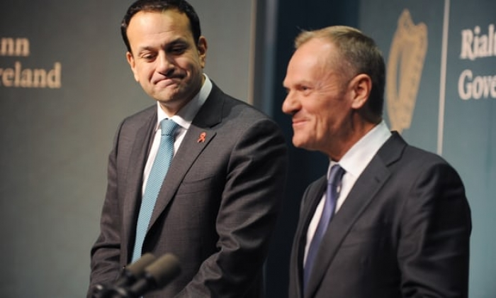 Ireland will have final say on progress of Brexit talks, says EU
