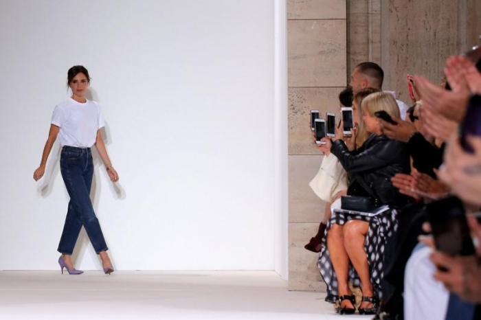 Victoria Beckham's fashion business raises $40 mln for expansion