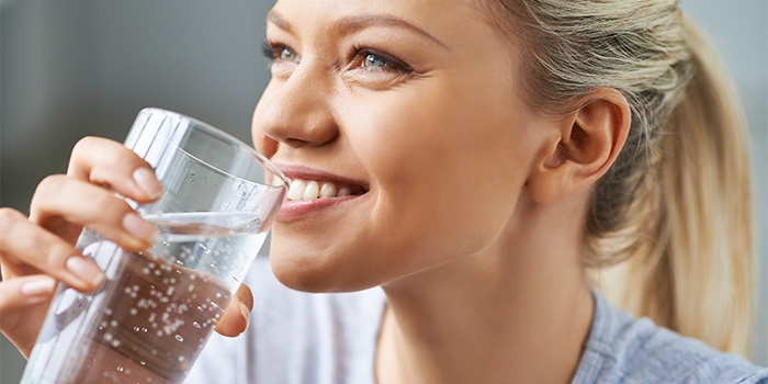 Stop drinking sparkling water