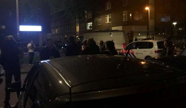 Dutch police question Spaniard after concert canceled