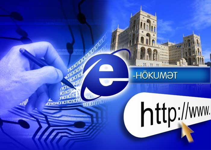 """""""Elektron hökumət""""ə müraciətin sayı 40 milyonu keçib"""