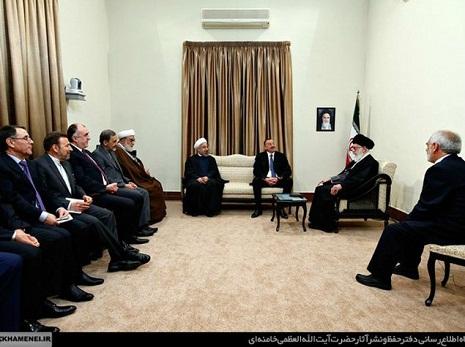 İlham Əliyevin səfəri İran mediasında
