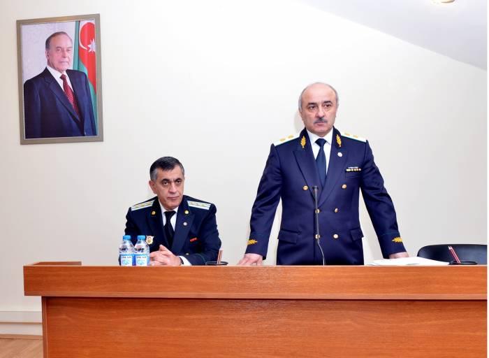 Azərbaycanda ötən il 6820 məhkum azadlığa buraxılıb