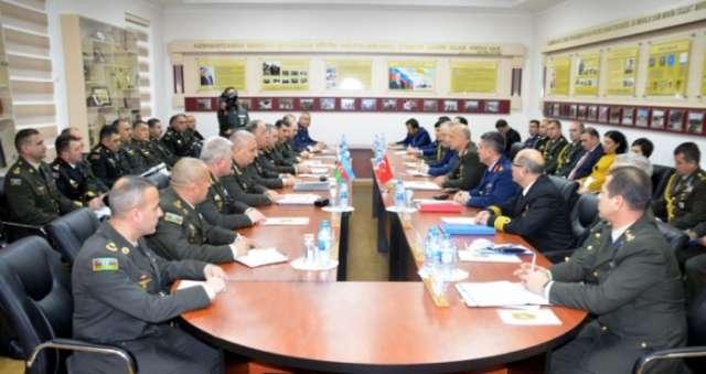 Baku hosts 10th meeting of Azerbaijan-Turkey High-Level Military Dialogue