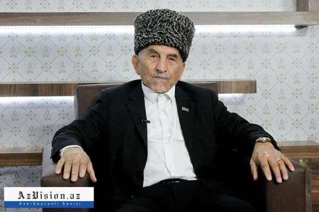 """""""Kiçik oğlumun 1, böyüyün 50 yaşı var"""" - Deputatı şallaqlayan Hacı Əbdül (MÜSAHİBƏ, VİDEO)"""