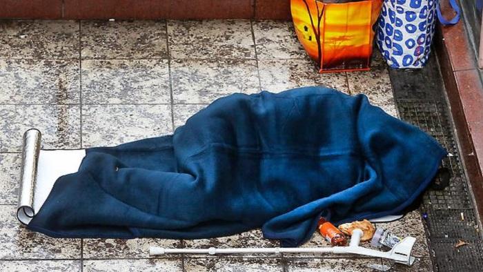 Obdachlose werden brutal attackiert