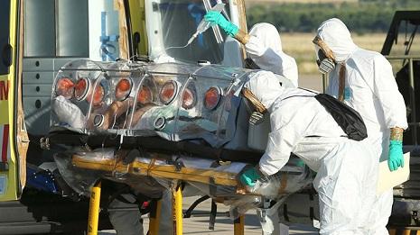 TƏHLÜKƏ: Qonşu Rusiyada Ebola