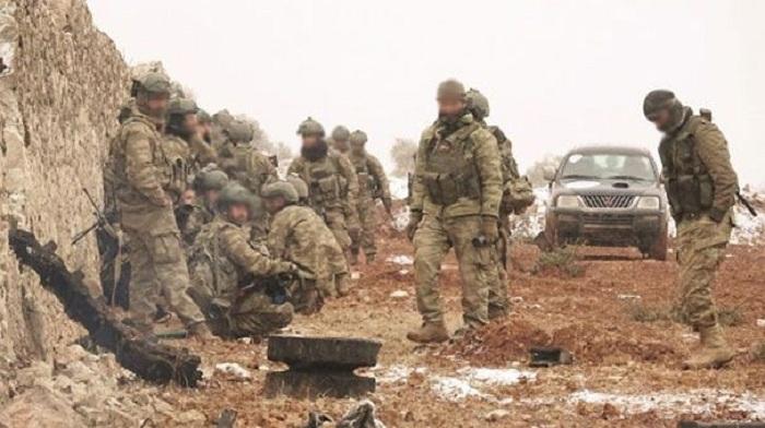 Suriyada iki türk əsgəri ölüb
