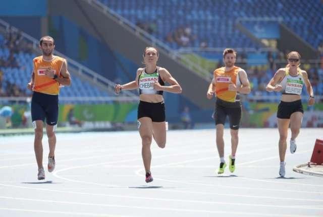 Azerbaijan wins another para-athletics gold medal
