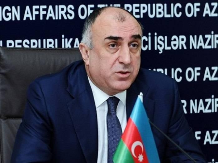 Aserbaidschan sieht die Zusammenarbeit mit der EU als eine ihrer außenpolitischen Prioritäten - Mammadyarov