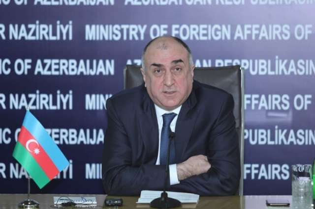"""""""Azerbaijan supports resolution of conflicts on basis of int'l law"""""""