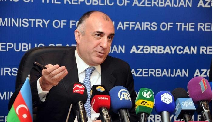 Elmar Mammadyarov: «On n`a pas besoin de se dépêcher pour la réunion des présidents azerbaïdjanais et arménien»