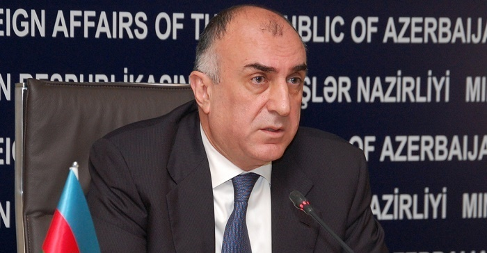 Azerbaijani FM arrives in Russia for official visit