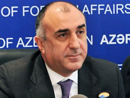 Azerbaijani FM meets former Serbian leader