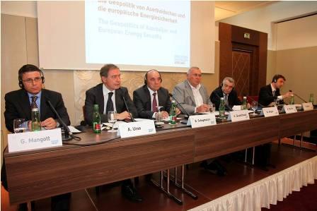 Avstriyada Azərbaycanla bağlı beynəlxalq konfrans keçirilib