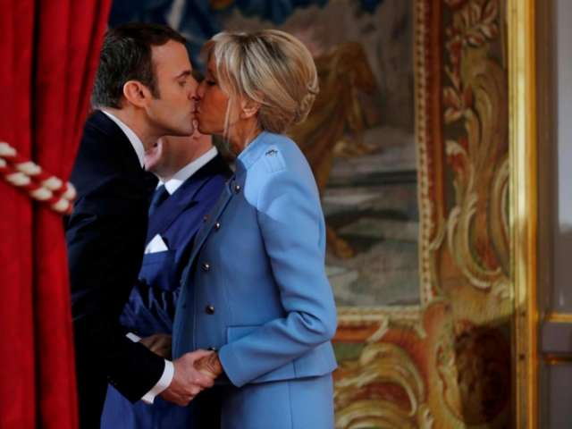 Emmanuel Macron's unconventional marriage reflects the way France is changing