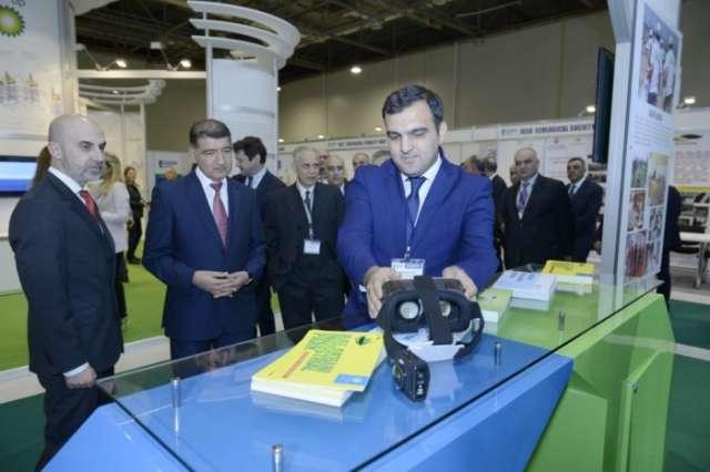 International environmental exhibition opens in Baku