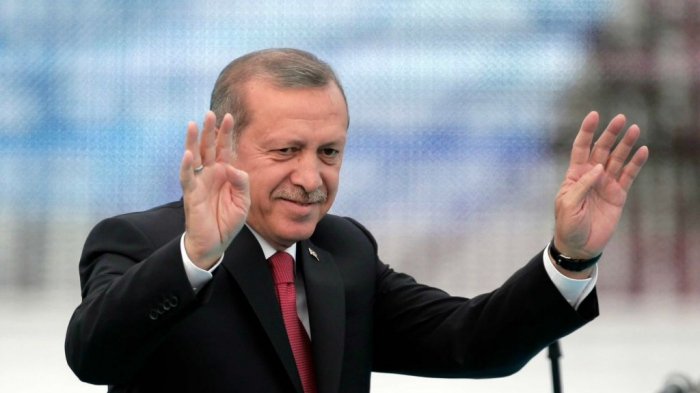 Turkish president ends visit to Azerbaijan