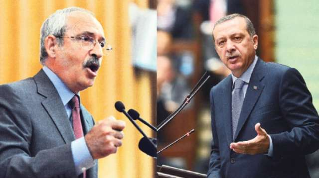 Erdogan sues main opposition party leader: report