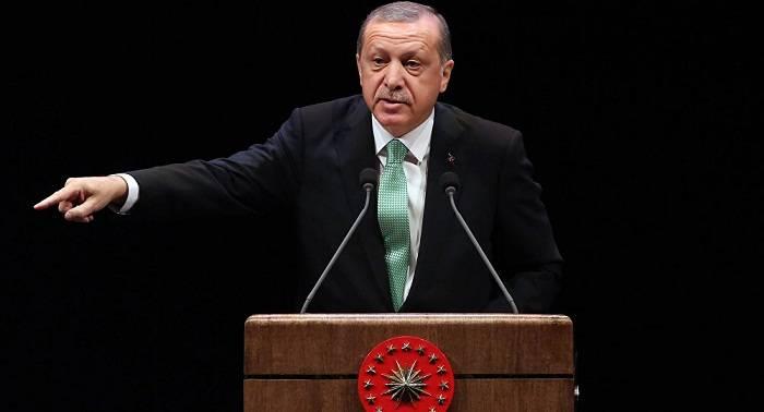 Erdogan: Turquía no puede ser excluida de la toma de decisiones sobre Siria