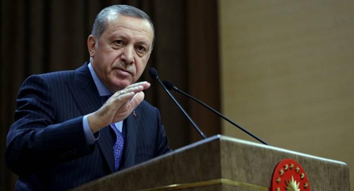 """Erdogan:   """"Después de la entrega de los S-400 a Turquía, el nuevo objetivo será su producción conjunta con Rusia"""""""