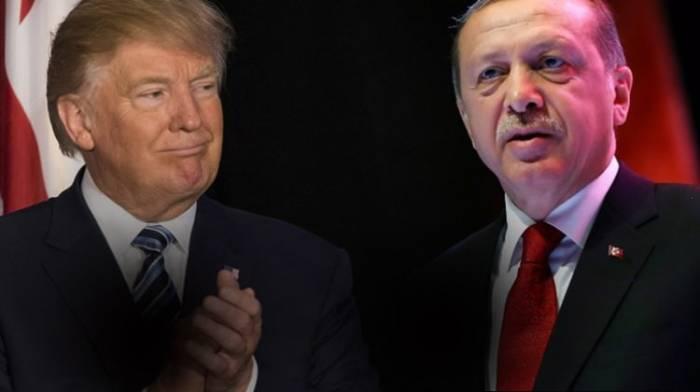 Erdogan beschloss, Trumps Entscheidung zu ändern.