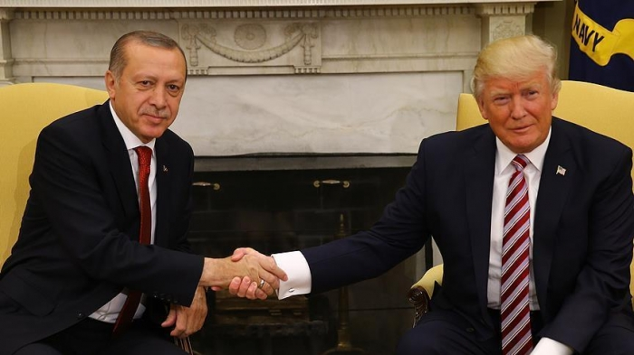 Trump, Erdogan meet with 'many issues' to discuss