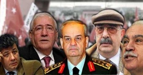 Türkiyəli generallara hökm oxundu - SİYAHI