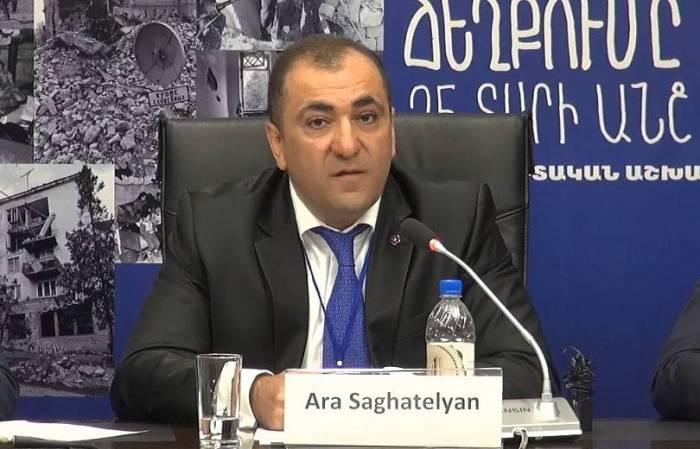 Ermənistan parlamentində yeni rəhbər təyinatı