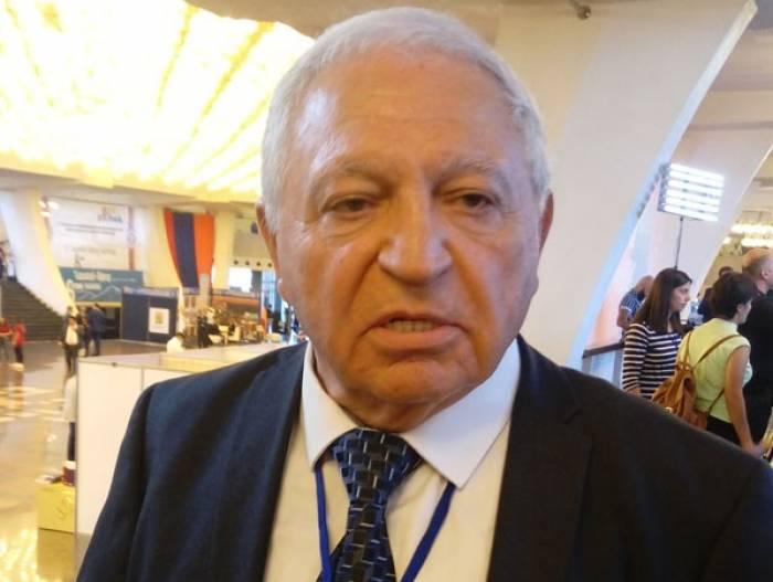 Erməni ictimai xadim Sarkisyanı oğru adlandırdı