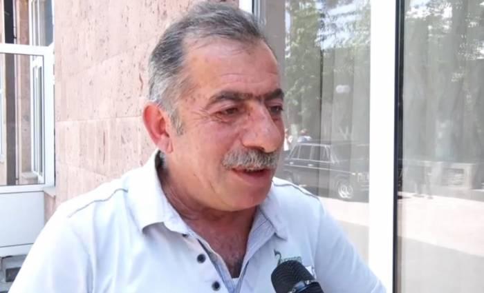 Erməni siyasi məhbusun vəziyyəti kritikdir