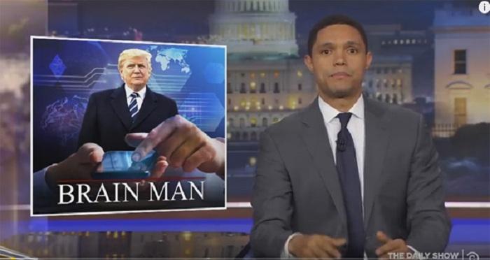 Daily Show anchor Noah insult Armenians - VIDEO
