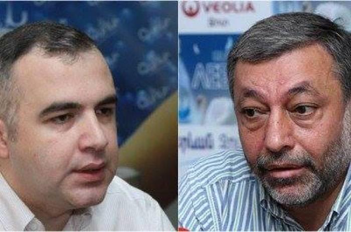 2 sabiq erməni deputat səfir göndərilib