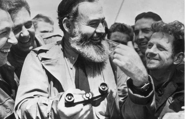 Ernest Hemingway 'was secret Soviet spy', claims new book - TOP SECRET