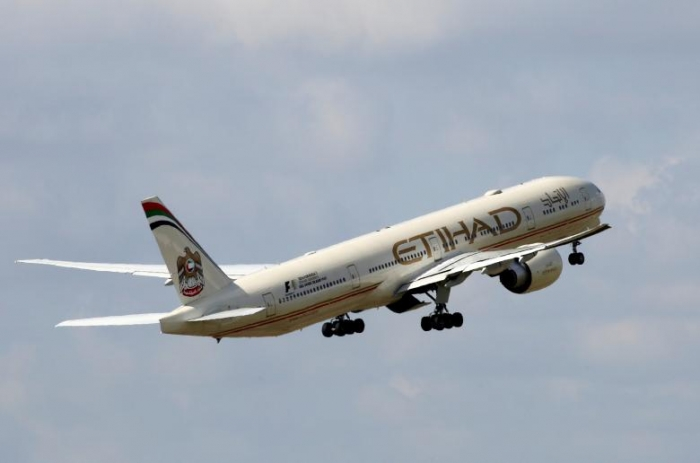 Etihad Airways to fly to Baku