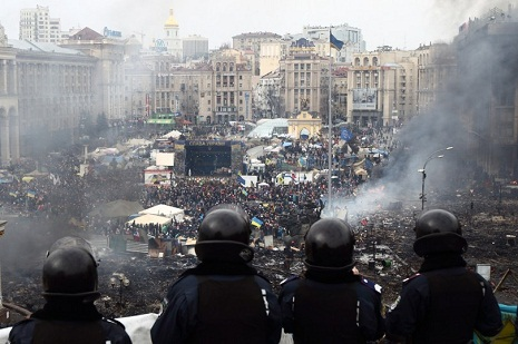 Ukraine remembers victims of Maidan 2014 clashes - PHOTOS