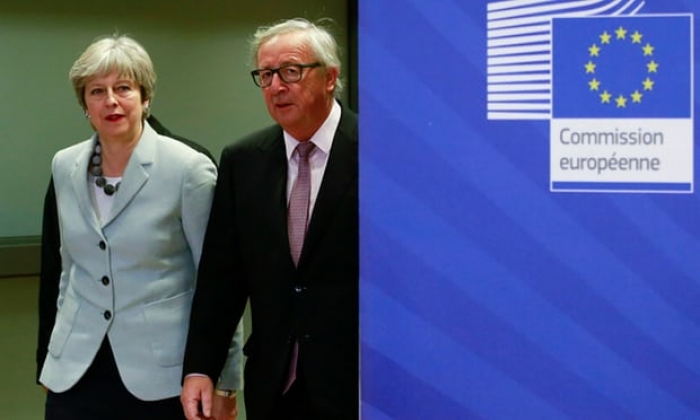 Brexit: May urged to stay in single market by 20 British MEPs