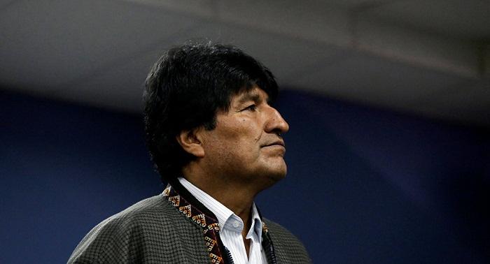 Evo Morales  : la agresión contra Venezuela obliga a elegir entre la guerra y la paz