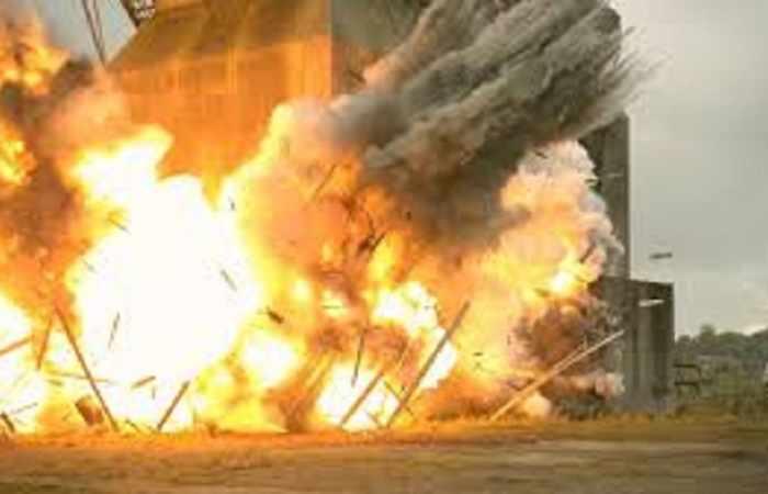 Una fuerte explosión se produce en la región del aeropuerto de Damasco