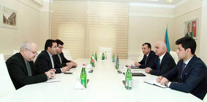 Azərbaycan-İran Ticarət Palatası yaradıla bilər